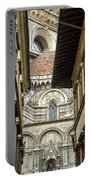 Duomo In Firenze Portable Battery Charger