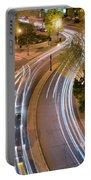 Dupont Circle Traffic I Portable Battery Charger