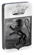 Duquesne Coat Of Arms Portable Battery Charger