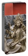 Durga In Kumartuli Portable Battery Charger