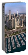 Dusable Harbor Chicago Portable Battery Charger