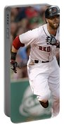 Dustin Pedroia Portable Battery Charger