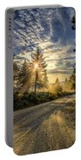 Dusty Road Portable Battery Charger