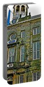Dutch Architecture Of The Golden Age For Town Hall In Enkhuizen- Portable Battery Charger