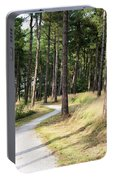 Dutch Country Bicycle Path Portable Battery Charger