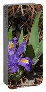 Dwarf Lake Iris Portable Battery Charger
