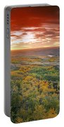 D.wiggett View Of Dry Island, Buffalo Portable Battery Charger