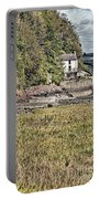 Dylan Thomas Boathouse At Laugharne 2 Portable Battery Charger