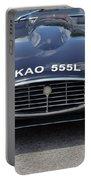 E Type Jaguar V12 Portable Battery Charger