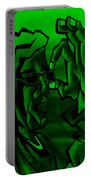 E Vincent Green Portable Battery Charger