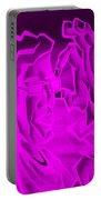 E Vincent Negative Purple Portable Battery Charger