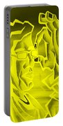 E Vincent Negative Yellow Portable Battery Charger