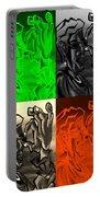 E Vincent Quad Colors Portable Battery Charger