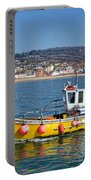 E201 Coming Into Harbour Portable Battery Charger
