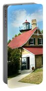 Eagle Bluff Lighthouse Portable Battery Charger