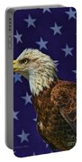 Eagle In The Starz Portable Battery Charger