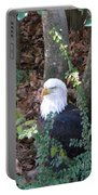 Eagle Pose Portable Battery Charger