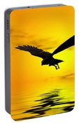 Eagle Sunset Portable Battery Charger
