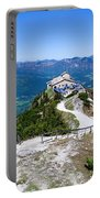 Eagle's Nest Portable Battery Charger by Dave Bowman