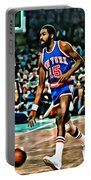 Earl Monroe Portable Battery Charger by Florian Rodarte