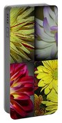 Early Autumn Blossoms Portable Battery Charger