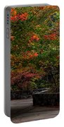 Early Fall At Talimena Park Portable Battery Charger