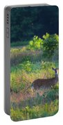 Early Morning Doe Portable Battery Charger