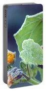 Early Morning Frost Portable Battery Charger