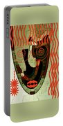 Earthy Woman Portable Battery Charger