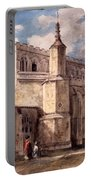 East Bergholt Church, Northside Portable Battery Charger