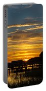 East Coast Sunset Portable Battery Charger