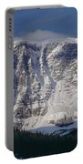1m3743-east Face Mt. Kitchener With Cloud Portable Battery Charger