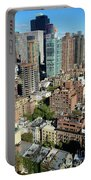 East Midtown Aerial Portable Battery Charger