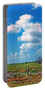 East Texas View Portable Battery Charger