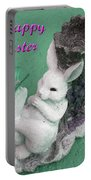 Easter Card 1 Portable Battery Charger