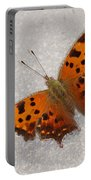 Eastern Comma Butterfly Portable Battery Charger