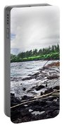 Eastern Shore Of Maui Portable Battery Charger