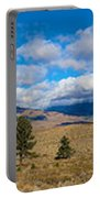 Eastern Sierras 28 Pano Portable Battery Charger