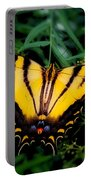 Eastern Tiger Swallowtail Butterfly Portable Battery Charger