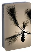 Eastern White Pine Portable Battery Charger