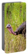 Eastern Wild Turkey - Longbeard Portable Battery Charger
