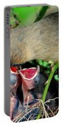 Eat Up Portable Battery Charger by Frozen in Time Fine Art Photography