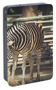 Eating Zebra Portable Battery Charger