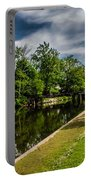 Eaton Rapids Island Park Portable Battery Charger