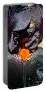 Ebony Iris Portable Battery Charger