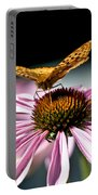 Echinacea And Friend Portable Battery Charger