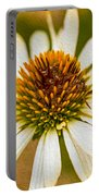 Echinacea Fading Beauty Portable Battery Charger