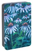 Echinacea Portable Battery Charger