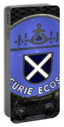 Ecurie Ecosse Badge Portable Battery Charger