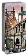 Queensboro Bridge Portable Battery Charger